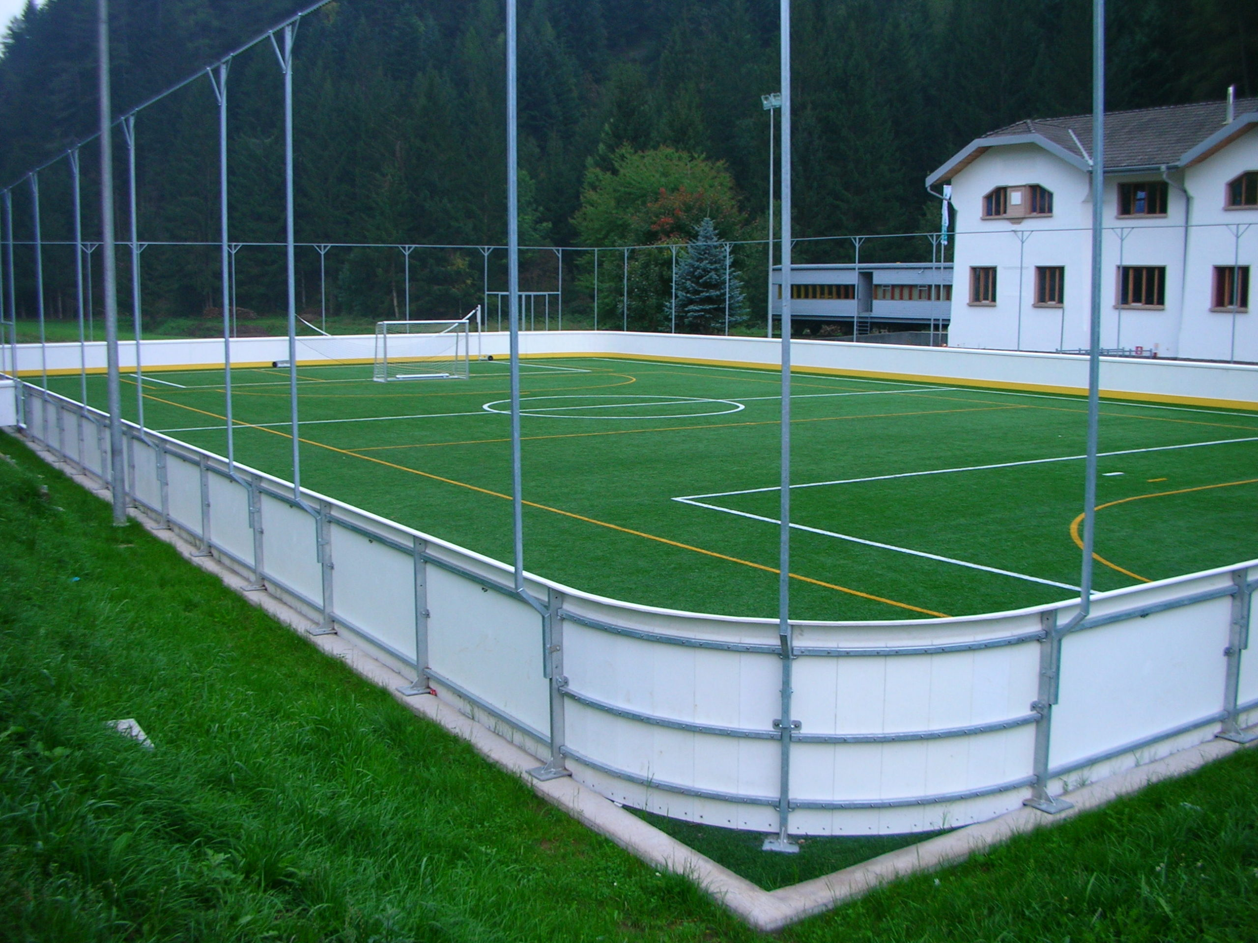 Recreational-sports facilities